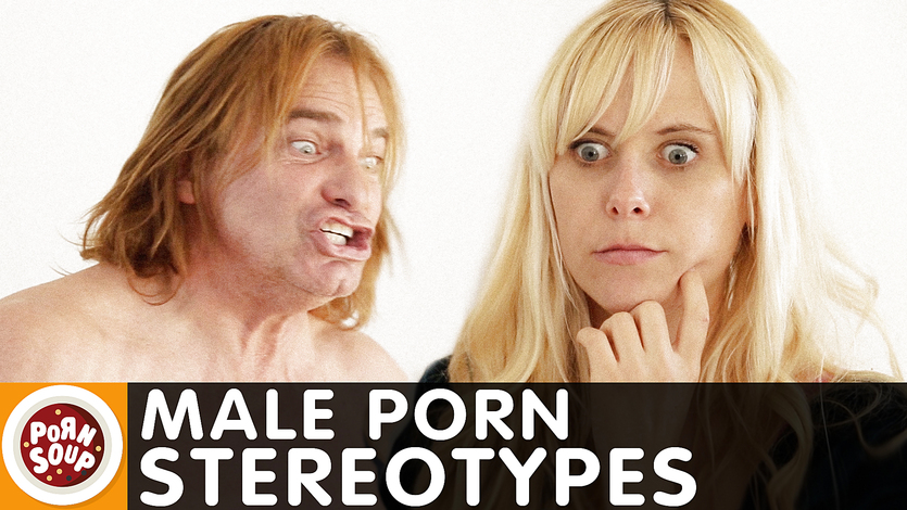 PornSoup #36 – The Different Types Of Male Porn Stars